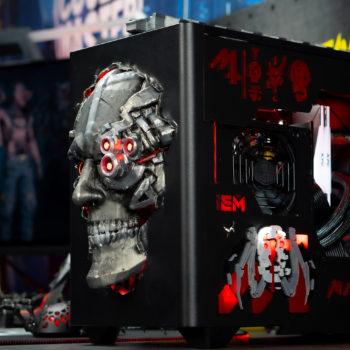 Maelstrom's PC from Nightcity - Cyberpunk 2077
