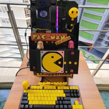 Pac-Man Got Swag