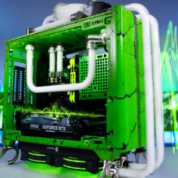 Green Machine NR200P