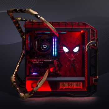 Iron Spider Project