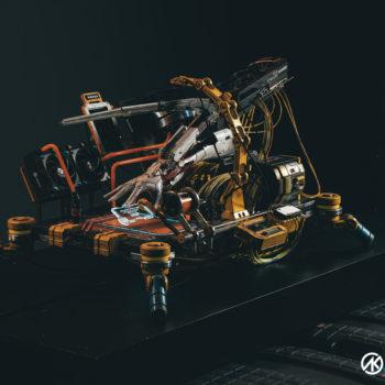 Cyberpunk 2077-Deconstruction