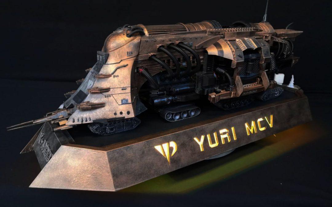 Yuri MCV Project