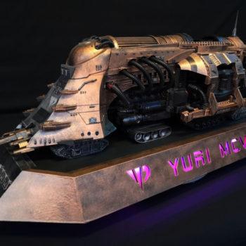 YURI MCV MOD